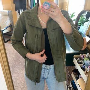 Madewell Womens Passage Jacket